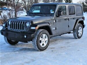 2021 Jeep Wrangler SPORT TURBO               5 INCH TOUCHSCREEN  AIR CONDITIONING  BLUETOOTH  PARKVIEW BACK-UP CAMERA