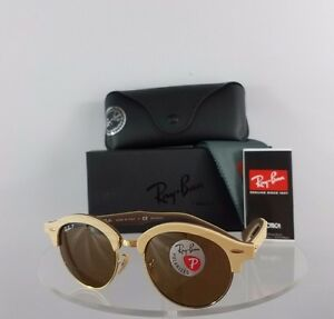 4f6dcc1a43 Brand New Authentic Ray Ban RB4246 1179 57 Sunglasses 4246-M Round ...
