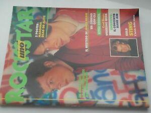 numero-uno-ROCKSTAR-1985-60-STYLE-COUNCIL-JAMES-DEAN-SPRINGSTEEN-a-SAN-SIRO-WHO