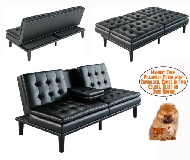 Futon Couch Bed Sleeper Sofa Rv Memory