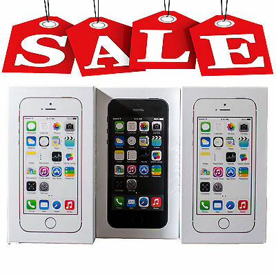 Apple iPhone 5s  iPhone 4s  16G 32G 64G (Factory Unlocked)  Silver Grey Gold