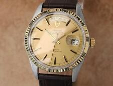 Rolex Tudor Oyster Prince 698140 c1969 Men's Swiss Made Automatic Watch MX80