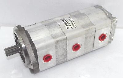 MF Fermec Hydraulikpumpe MF203 MF30 MF40  3165 11Zähne