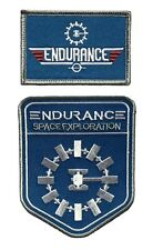 Titan One Europe Set Nasa Interstellar Endurance Space Time Travel Nolan Alien Sci Fi Movie Jacket Backpack Patch Iron On