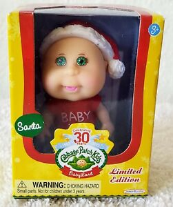 2013 Target 30th Cabbage Patch Kids Babyland Christmas 2.5 ...