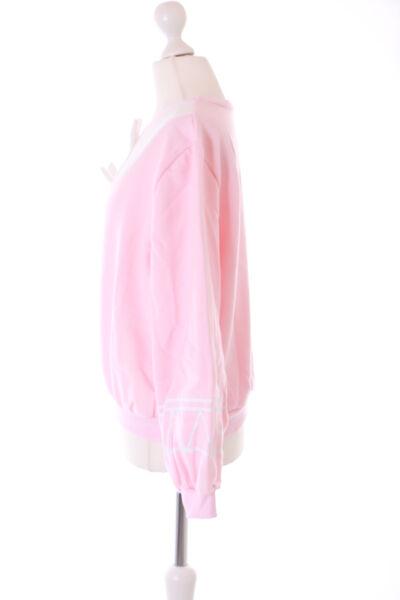 TS-153 Rosa Hase Pastel Goth Lolita Pullover Sweatshirt Harajuku Kawaii