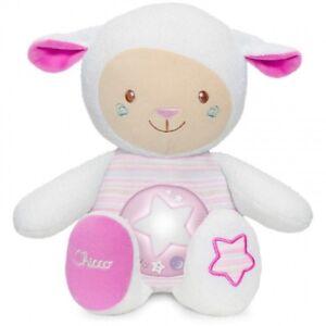 Chicco Primi Sogni Ninna Nanna pecore nightlight Proiettore-Rosa