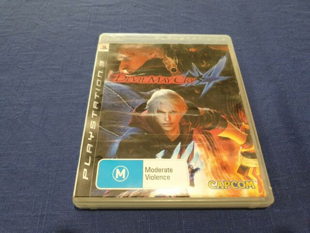 Devil May Cry 4 - PS3 - Aussie Seller
