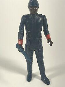 Star-Wars-Vintage-Figure-Bespin-Security-Guard-Black-Complete-1980-LFL-HK-EX