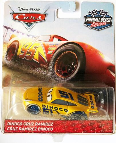 Disney Pixar Cars Die-Cast Fireball Beach Racers *CHOOSE YOUR FAVOURITE*