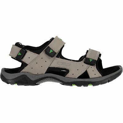 Laborioso Cmp Scarponcini Almaak Hiking Sandal Grigio Tinta Nubuckleder-mostra Il Titolo Originale