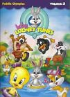 VG Baby Looney Tunes Vol. 3 Puddle Olympics 2007 DVD