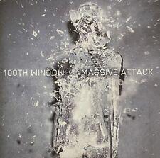 MASSIVE ATTACK 100TH WINDOW CD VIRGIN 2003 USA PRESS FAST DISPATCH