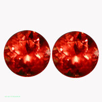 2.00ct Gorgeous Round Cut 6 X 6 Mm 100% Natural Aaa Color Change Garnet