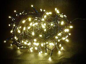 Er led collana luci albero di natale illuminazione esterno