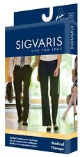 Sigvaris 500 Natural Rubber 50-60 mmHg Open Toe Knee Highs - 505C Beige 505CL4O7