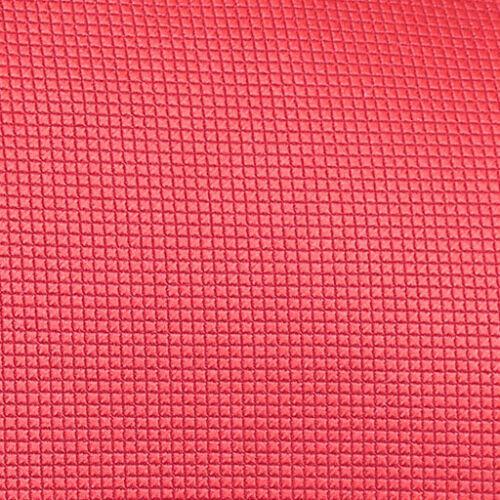 DQT Tissé plaine solide Carreaux Rouge Pour Homme mariage Gilet /& Nœud Papillon Ensemble