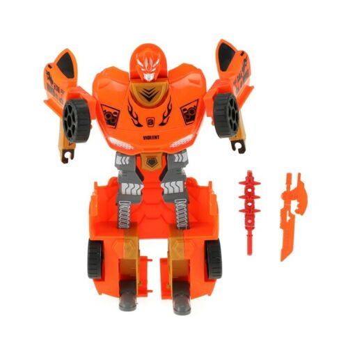 Verwandelbares Roboter-Auto 4 Varianten auswählbar 20 cm Transformer