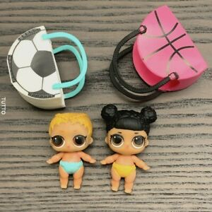LOL Surprise Doll Hoops MVP Family L.O.L LiL Sisters /& Pet CLUB SERIES 2 Toys