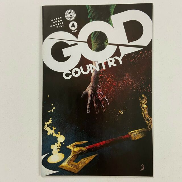 Variants Donny Cates God Country #1 2 3 4 5 6 FULL SET