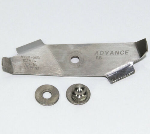 Blade Only // No Bearings Very Good Condition Vitamix Advance RS Blade Assembly