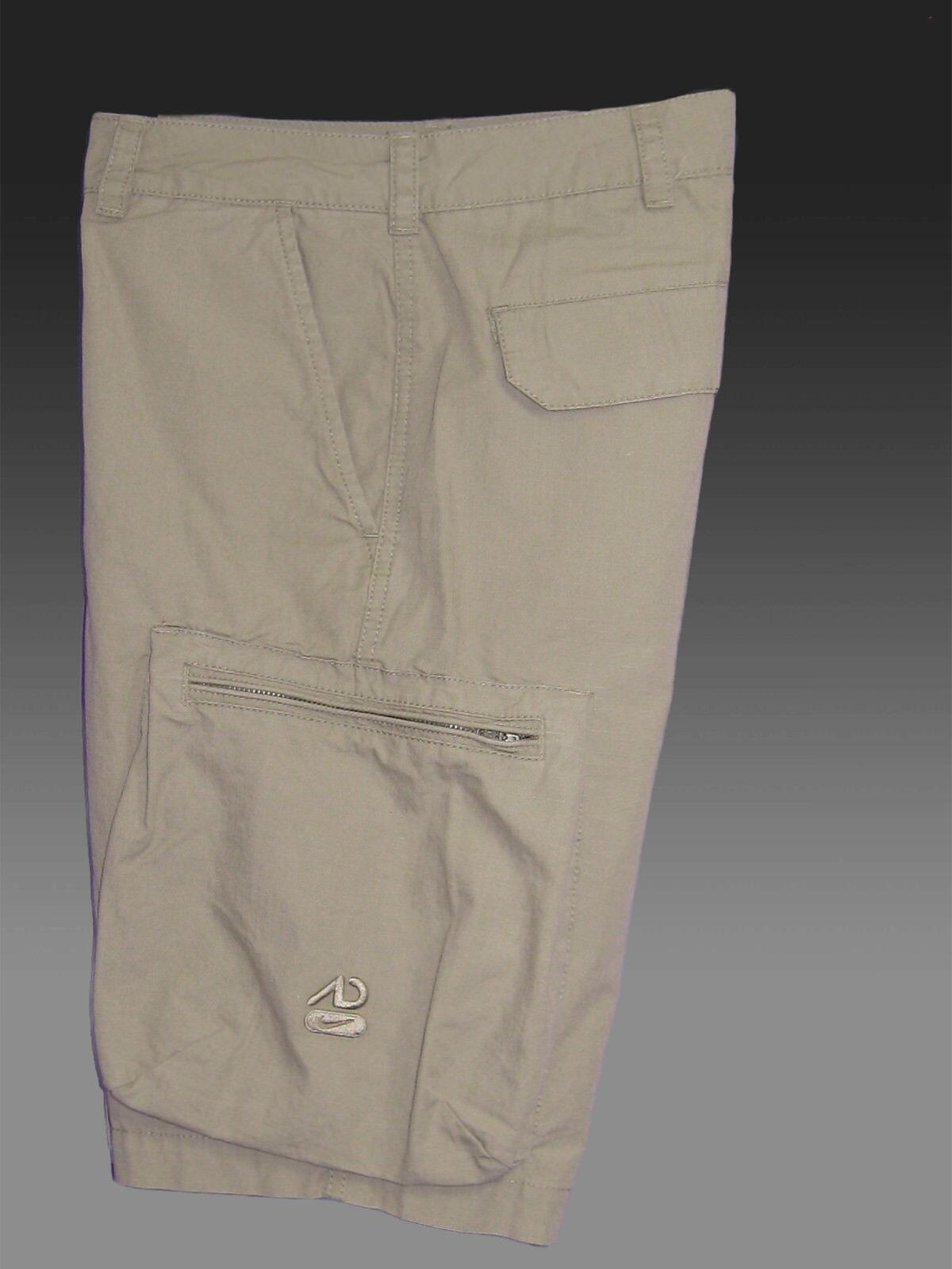 Nuove Nike Athletic Dept Annuncio Stile Militare Bermuda Khaki 76.2cm