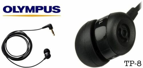 Olympus TP8 Telephone Pickup Microphone for Voice Recorders Factory Sealed *NIB*
