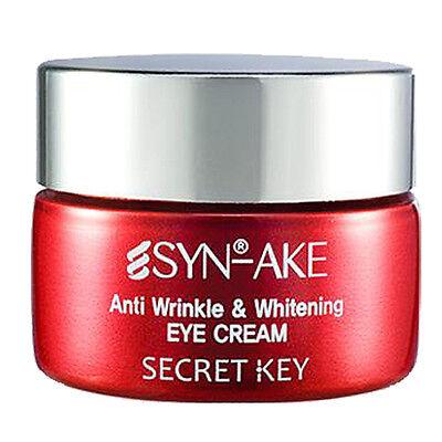 SECRET KEY ® SYNAKE Anti Wrinkle/whitening EYE CREAM