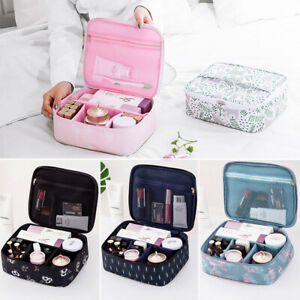 Travel-Cosmetic-Makeup-Bag-Toiletry-Case-Hanging-Pouch-Wash-Organizer-Storage-US