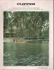 PAN AM CLIPPER INFLIGHT MAGAZINE MAY-JUNE 1965 AMERICAN