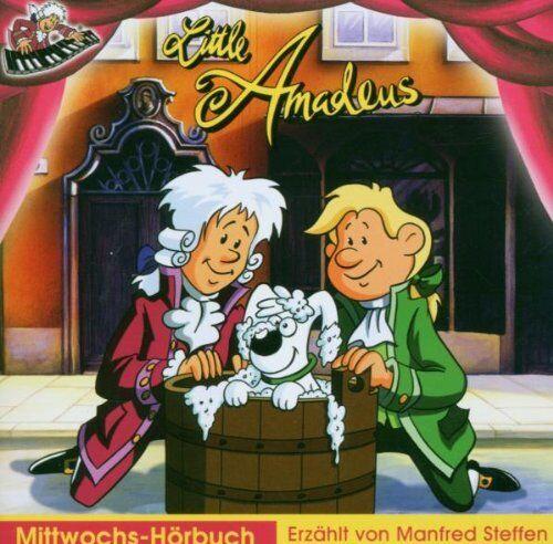 Little Amadeus Mittwochs-Hörbuch CD/NEU/OVP