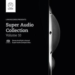 Linn-Super-Audio-Collection-Volume-10-Various-Artists-NEW-SACD