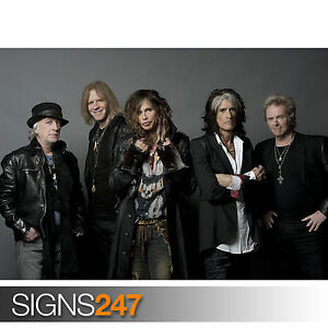 AEROSMITH-1204-Photo-Poster-print-ART-A0-A1-A2-A3-A4