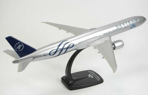 KLM Skyteam Boeing 777-300ER 1:200 Modellino da Collezione Esposizione B777