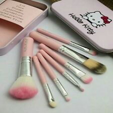 Hello Kitty 7 Pcs Makeup Brush Set