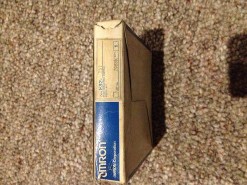 OMRON E32-T51 SENSOR NEW IN BOX