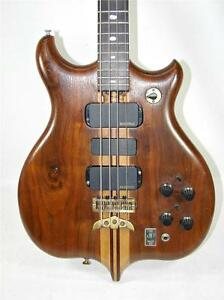 CHUCK-PANOZZO-OF-STYX-OWNED-RARE-1977-SERIES-1-ALEMBIC-ELECTRIC-BASS-GUITAR