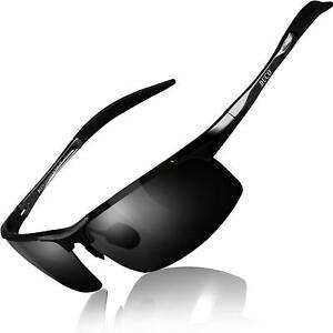 1a781171aa59 Image is loading DUCO-Mens-Sports-Polarized-Sunglasses-UV-Protection- Sunglasses-