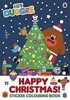 Hey Duggee: Happy Christmas! Sticker Colouring Book (2016, Taschenbuch)