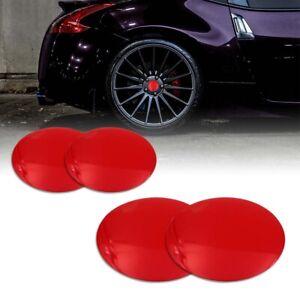 4pcs Free Shipping 56.5mm Alfa Romeo Car Wheel Center Hub Cap Wheel Dust-proof Badge Emblem Covers Exterior Accessories
