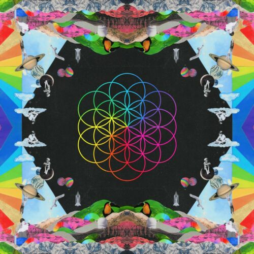 "Coldplay A Head Full of Dreams poster home decor photo print 16/"" 20/"" 24/"" sizes"