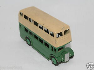DINKY-TOYS-No-29-C-DOUBLE-DECKER-BUS-1949-1-MODELLO-MECCANO-LTD-OS3-007