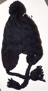 La-Gear-Cable-Girls-Hat-Black