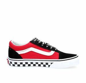 Details about Vans Kids Logo Pop Old Skool Boy\u0027s Skate Shoes