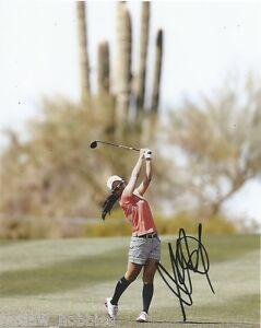 LPGA-Ai-Miyazato-Autographed-Signed-8x10-Photo-COA-D