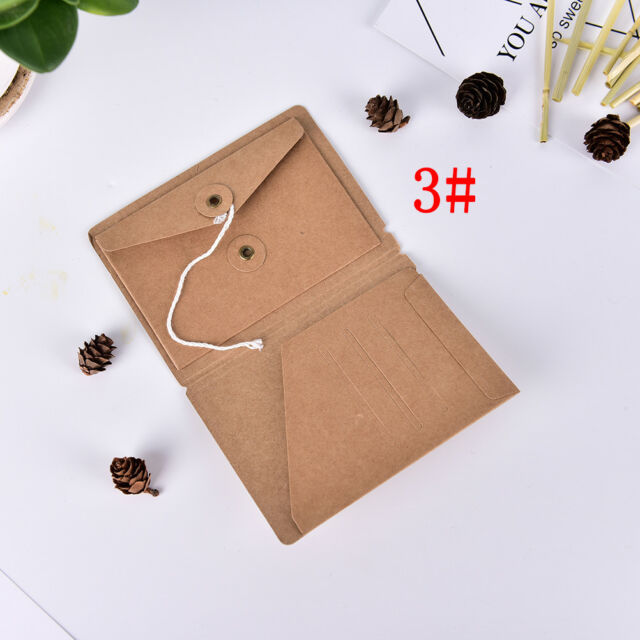 Filler papers traveler notebook kraft paper business card holder picture 10 of 10 colourmoves