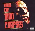 House of 1000 Corpses [PA] by Original Soundtrack (CD, Mar-2003, Geffen)