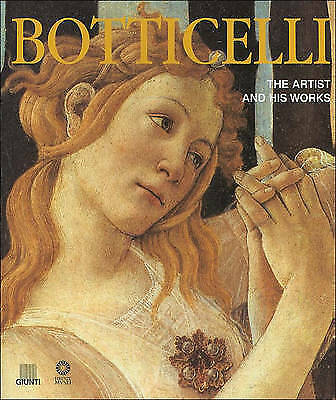 1 of 1 - Botticelli: The Artist and His Works-ExLibrary
