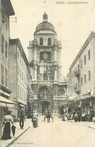 BOURG-eglise-notre-dame-animee