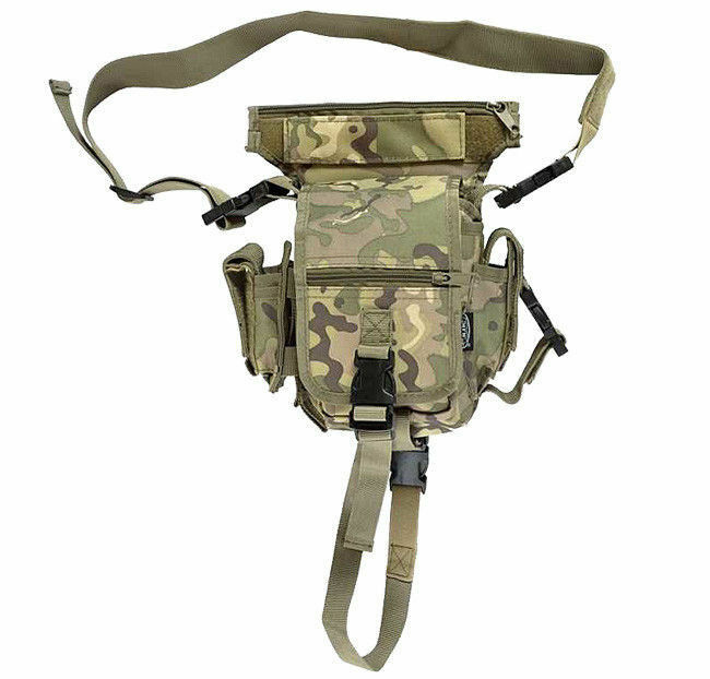 MFH Hip Belt Bag Perfect For Military Security Airsoft Hiking Operation Camo